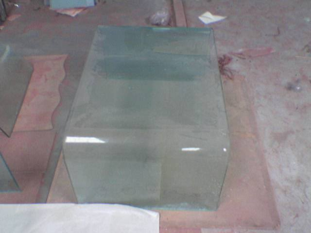 Bent Glass Table 04