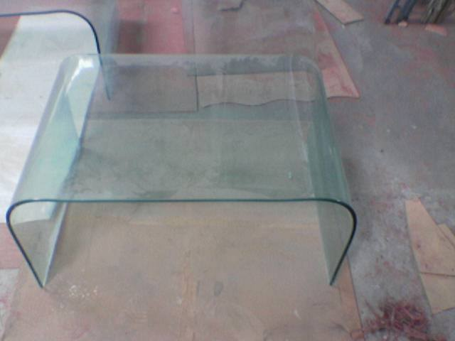 Bent Glass Table 05