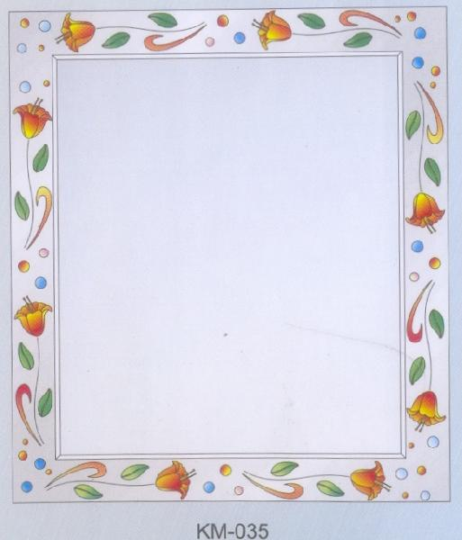 Designer Bathroom Mirror 02
