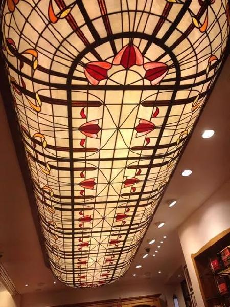 Designer Ceiling Glass 02