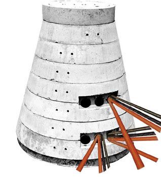OFC Conical Manhole