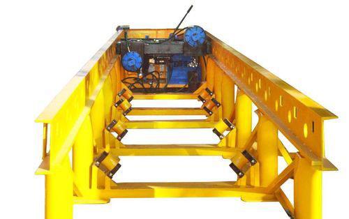 Hydraulic Pipe Pushing Machine