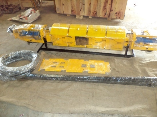 Hydraulic Wedge Mandrel Powered 02