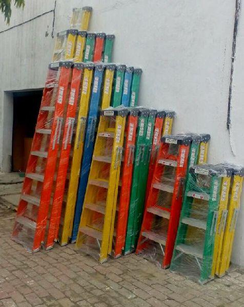 Aluminium FRP Ladder