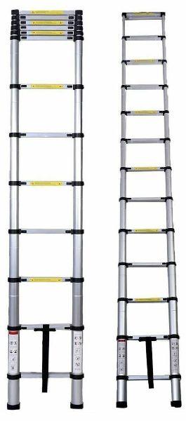 Aluminium Telescopic Ladder 02