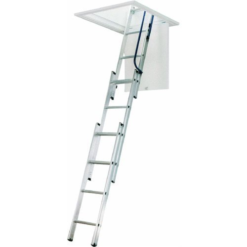 Aluminium Wall Supporting Ladder 01