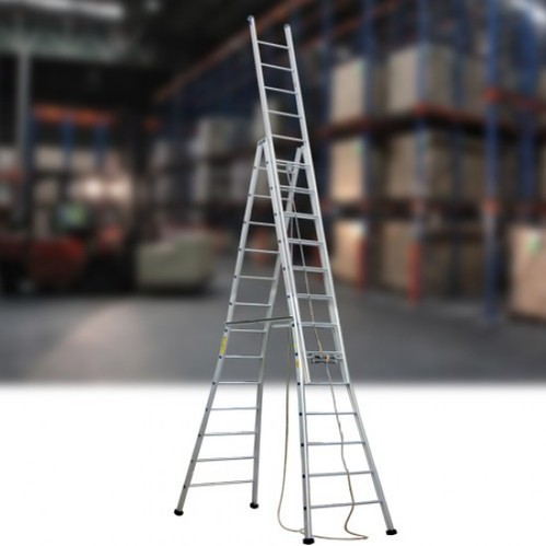 Self Supporting Extension Ladder 02