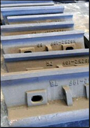 Ball Mill Shell Plate Liner