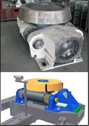 Kiln Thrust Roller