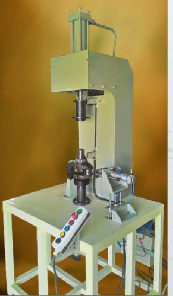 Crankshaft Bearing Pressing Machine