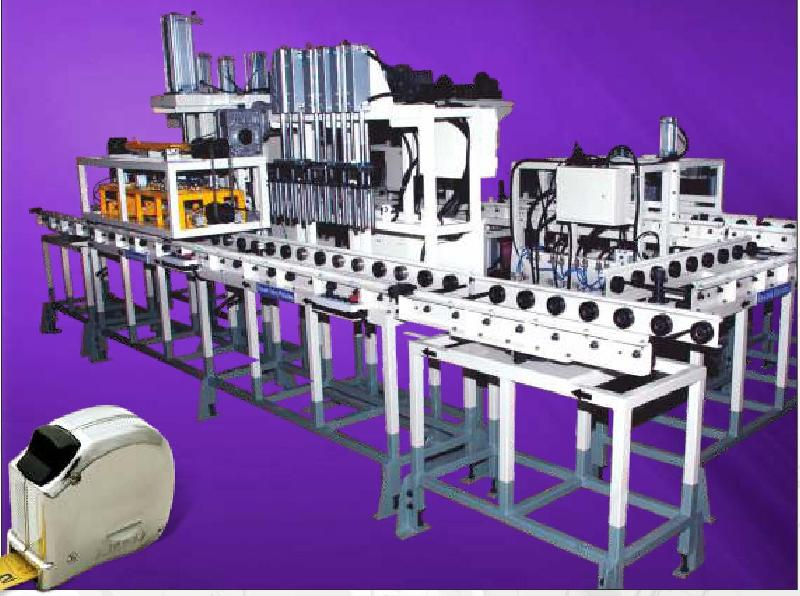 Cylinder Head Assembly Line