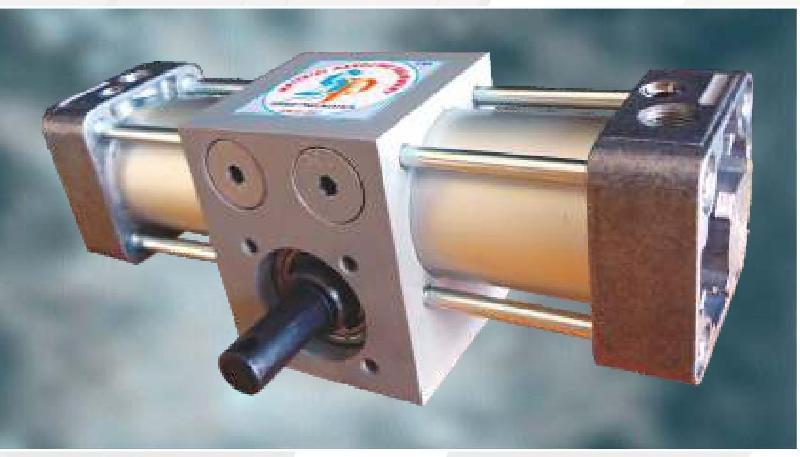 Pneumatic Actuator 01