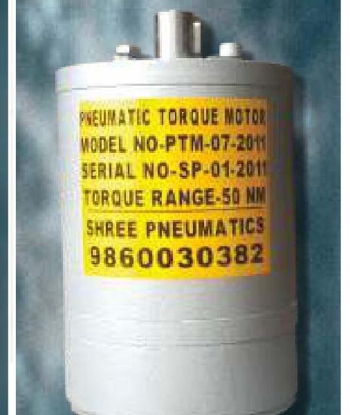 Pneumatic Actuator 02