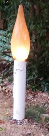 FRP Garden Light 01