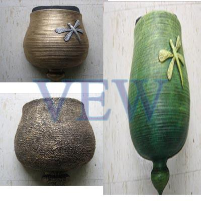 FRP Modular Flower Vase