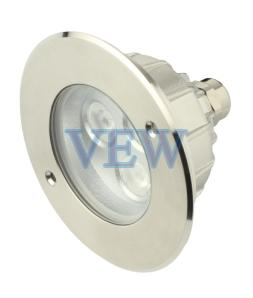Stainless Steel LED Panel Light 01