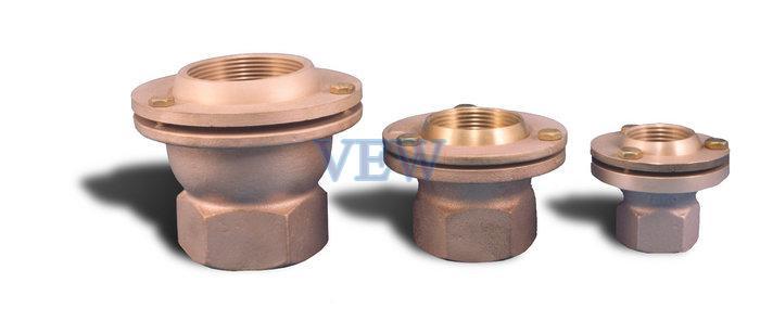 Copper Swivel Nozzles