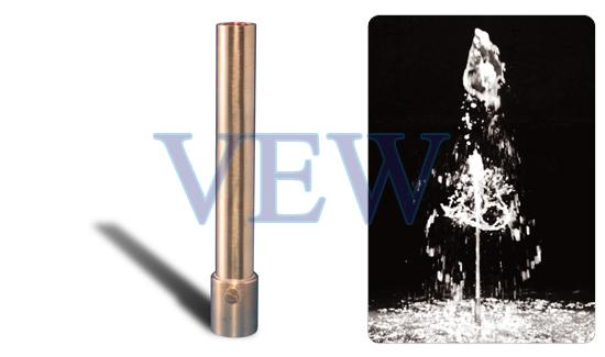 Thick Jet Fountain Nozzle
