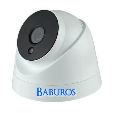 DOME1MP AHD CCTV Camera
