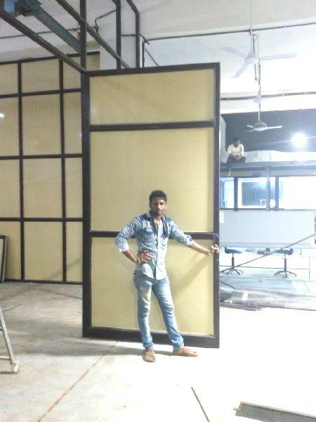 Aluminium Partition Bakelite Door & Aluminium Partition Bakelite Door Manufacturer Supplier in Thane India
