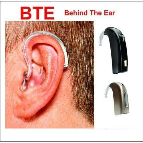 Behind The Ear Standard Hearing Aids