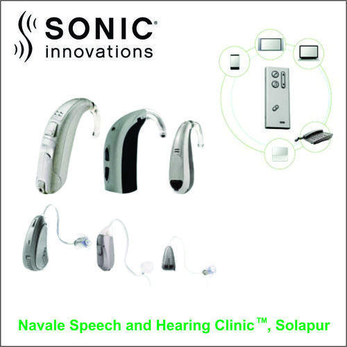 Sonic Innovations Hearing Aids