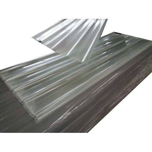 Translucent Fiberglass Roofing Sheets