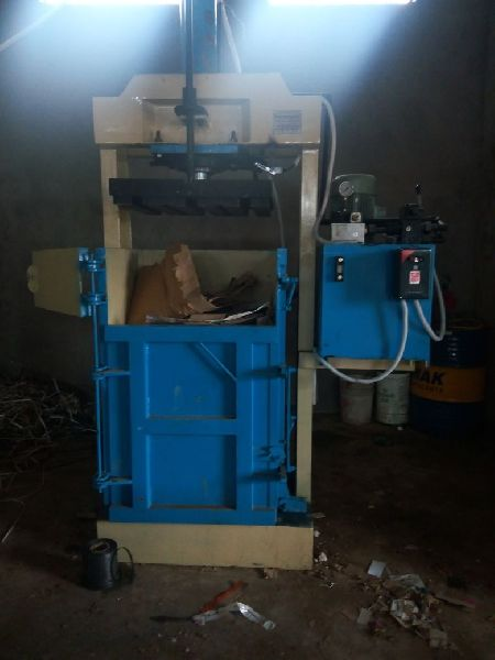 Hydraulic Pet Bottle Baling Press Machine 01