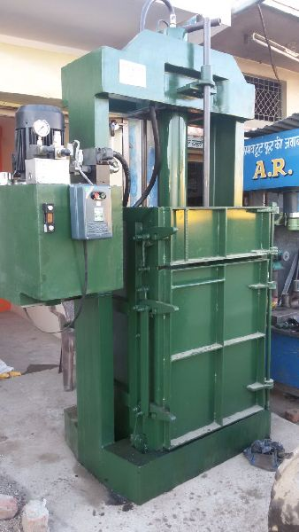 Hydraulic Pet Bottle Baling Press Machine 02