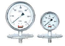Diaphragm Low Pressure Gauges