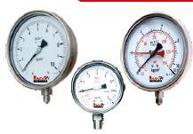 Industrial Heavy Duty Weather Proof Pressure Gauges