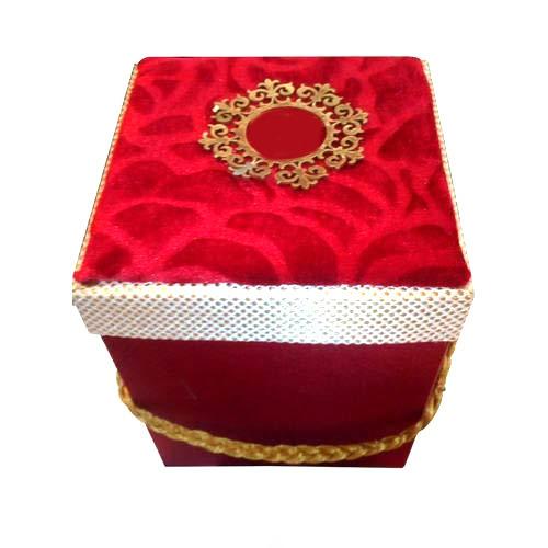 Decorative Wedding Bhaji Box