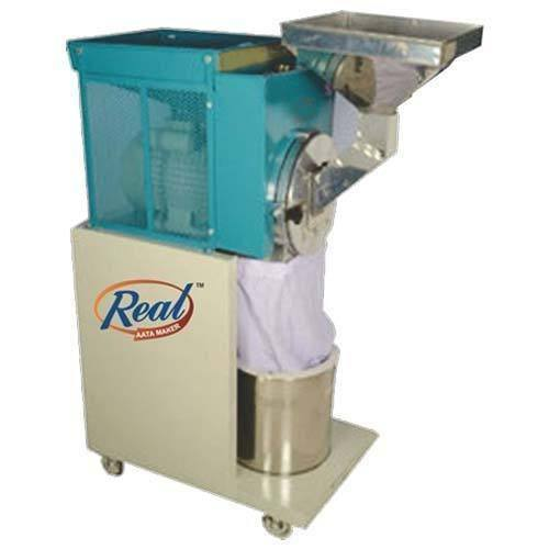 Mild Steel Pulverizer Flour Mill