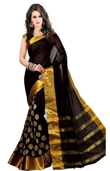 Ladies Cotton Saree 02