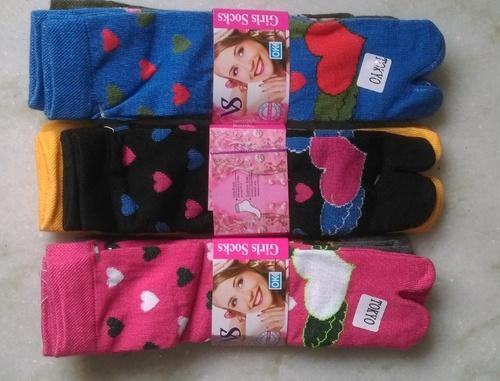 Ladies Terry Ankle Socks 01