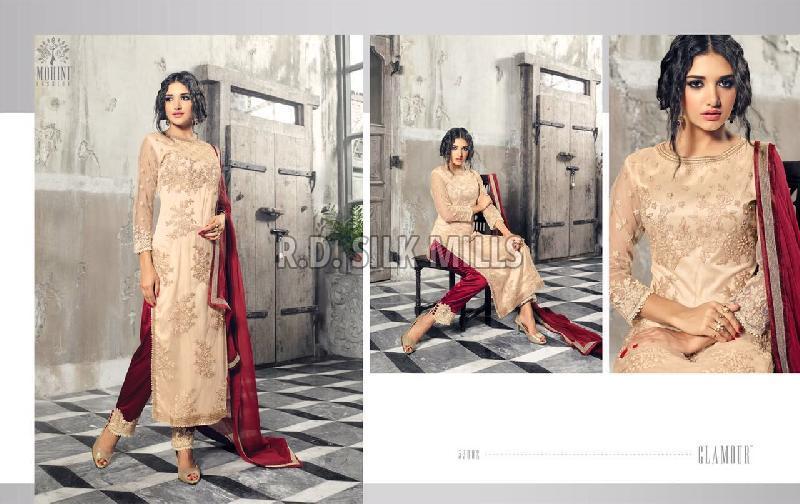 Ladies Designer Suit 02