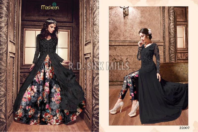 Ladies Designer Suit 04