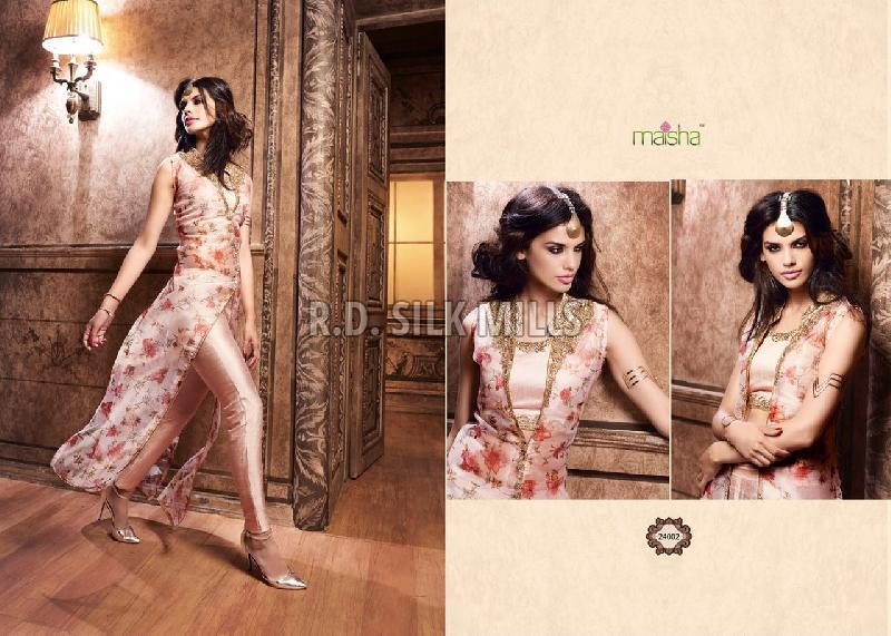 Ladies Designer Suit 05