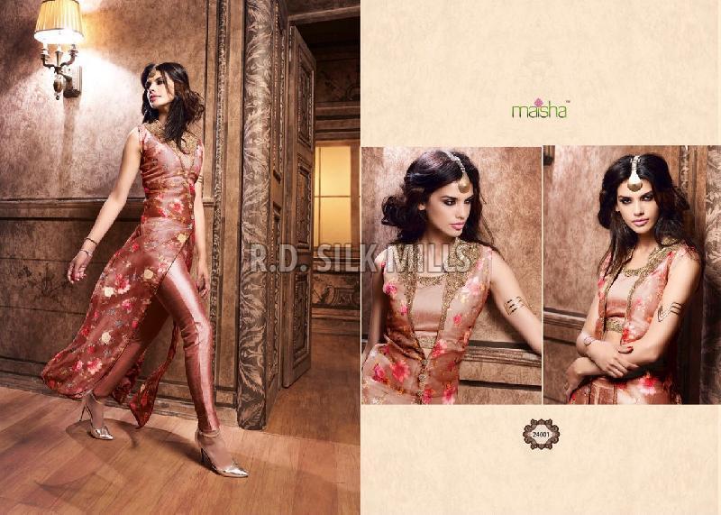 Ladies Designer Suit 06