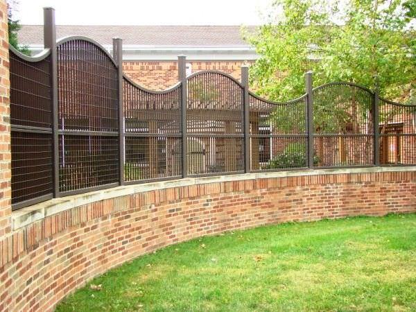 Steel Fence 03