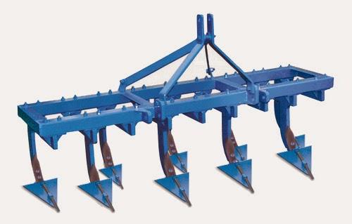 Ridger Plough 01