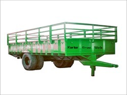 Tractor Trolley 14