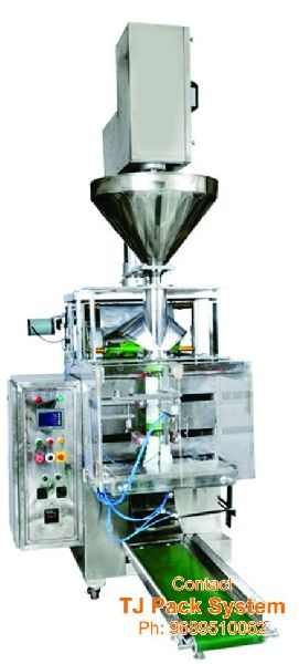 Fully Pneumatic Cup Filler Machine 02