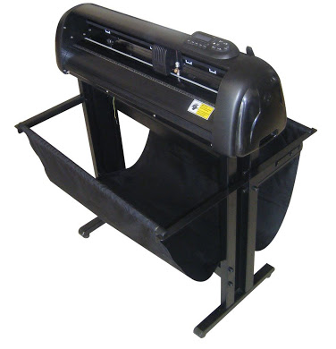 Radium Sticker Cutting Machine