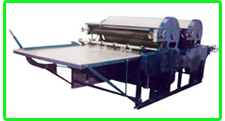 Double Color Board Printing Machine