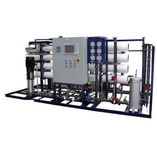 Commercial RO Plant