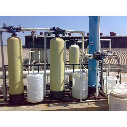 Water Demineralization Plant