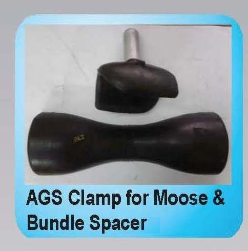 AGS Clamp for Moose & Bundle Spacer