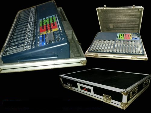 Digital Music Mixer Case
