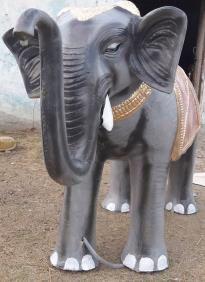 Elephant Statue 02